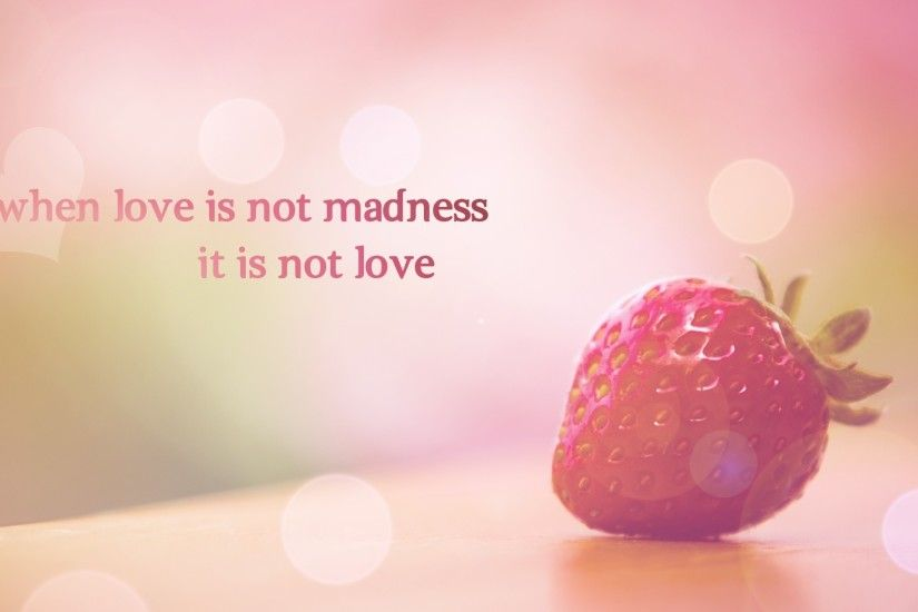 Love Quotes Wallpaper