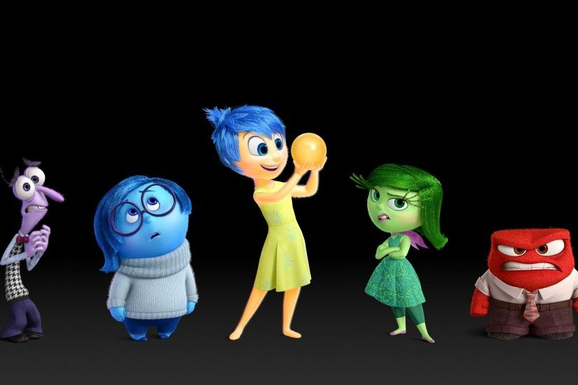 Ultra HD Inside Out 4K Pics for desktop and mobile