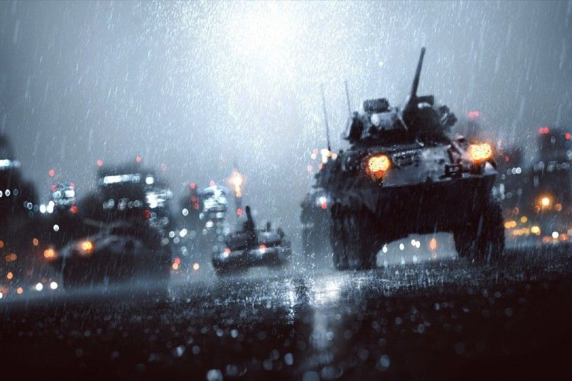 Battlefield 4 Vehicles