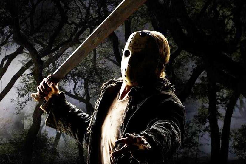 FRIDAY 13TH dark horror violence killer jason thriller fridayhorror  halloween mask wallpaper