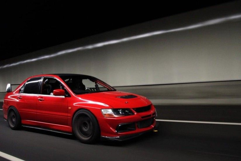 Images For > Mitsubishi Evo 9 Wallpaper Hd