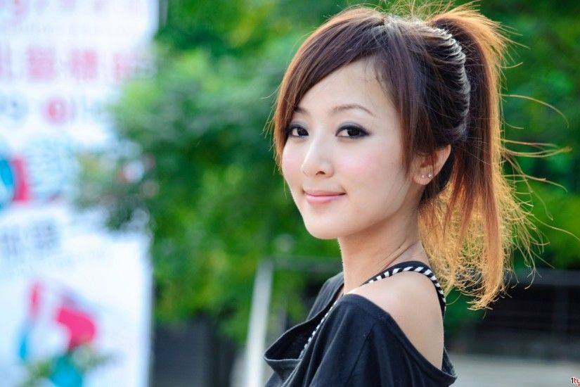Beautiful And Cute Girl HD wallpaper. cute asian girl