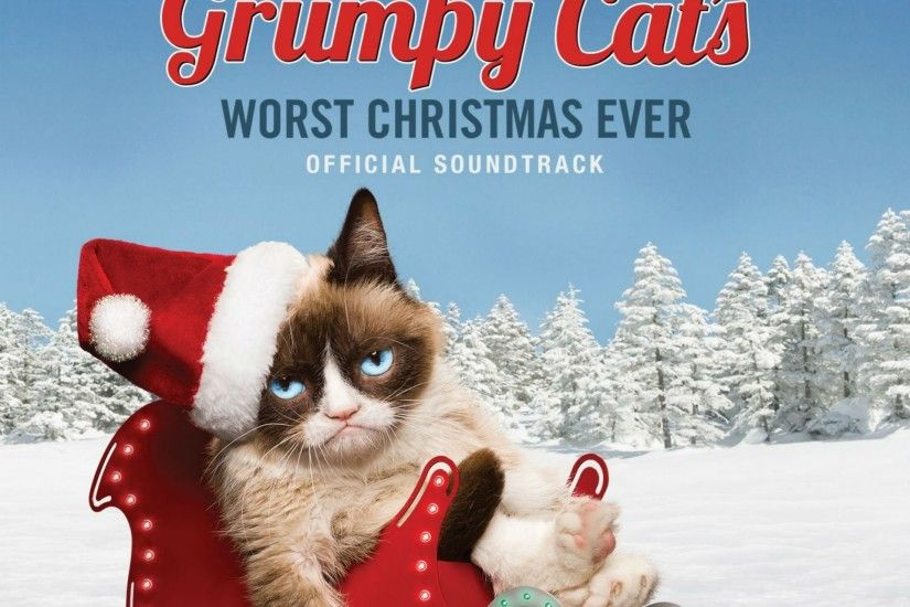 CHRISTMAS holiday grumpy cat sadic wallpaper | 1920x1440 | 534975 |  WallpaperUP