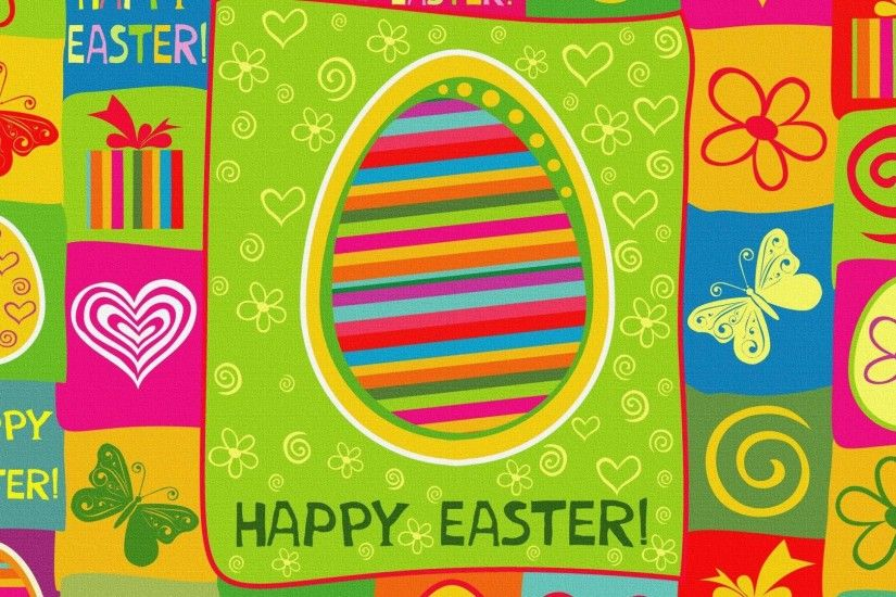 Happy Easter Day HD Wallpaper