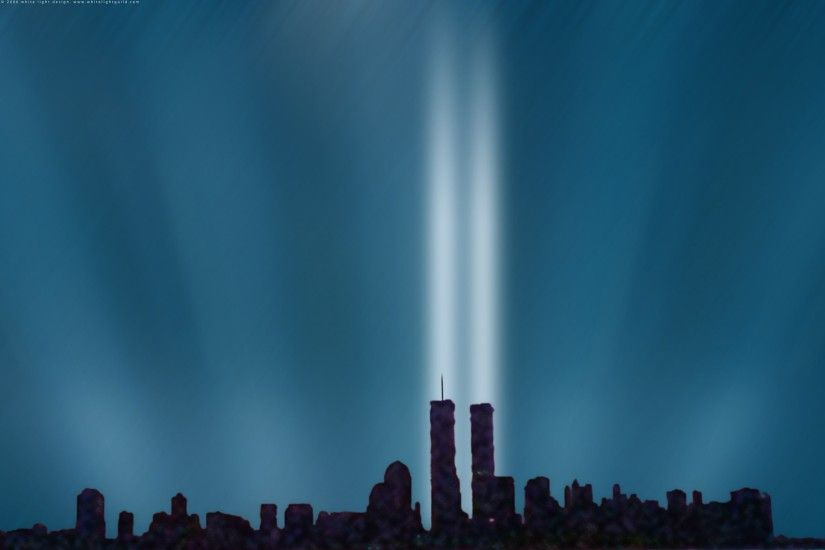 Tribute in Light, New York City (67 Wallpapers)