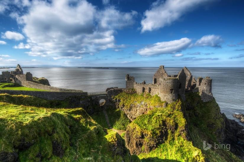 Irish Castle Wallpaper Castle Danlos Wallpaper
