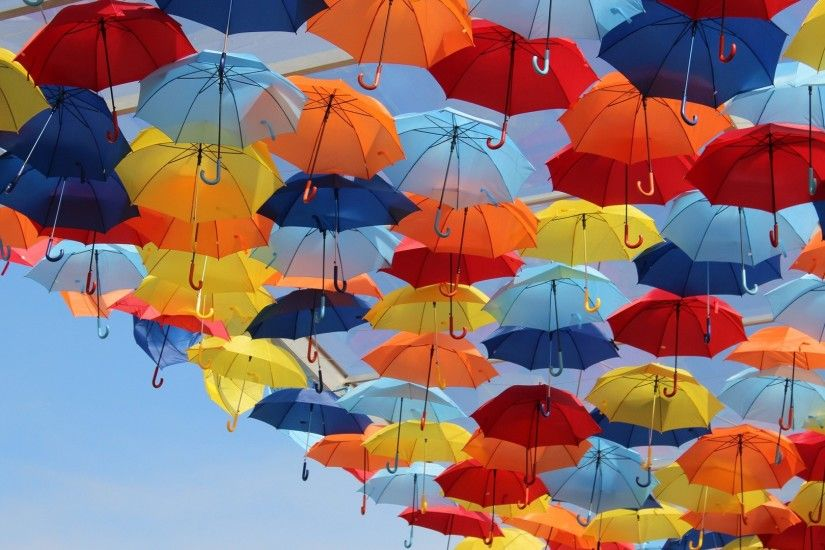 Umbrella Wallpaper Background 8257