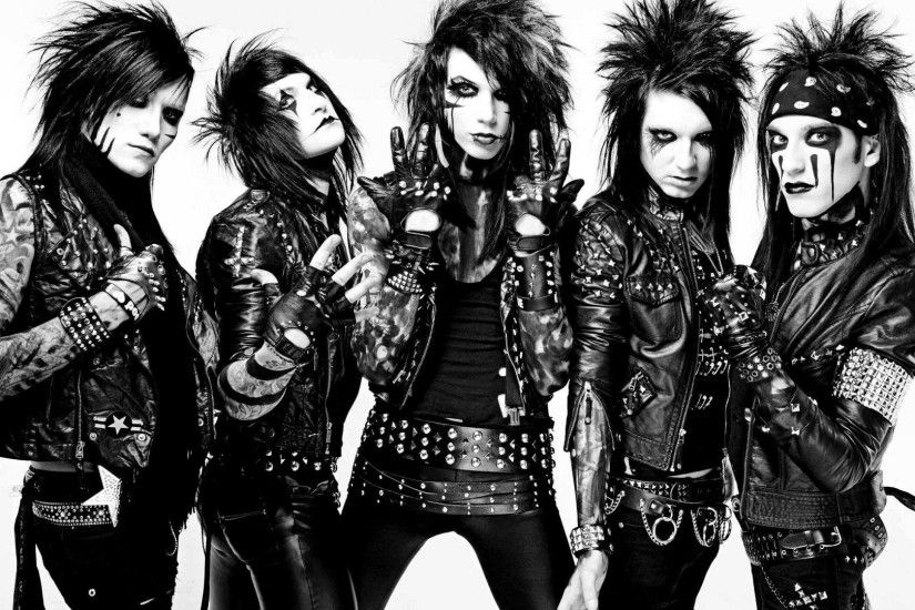 free desktop backgrounds for black veil brides by Ellwood Turner  (2017-03-11)