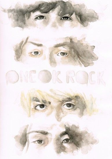 ... [ONE OK ROCK] e u e by tasketee