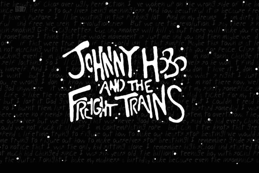 ... Johnny Hobo And The Freight Trains Wallpaper by TheAceOfAnarchy