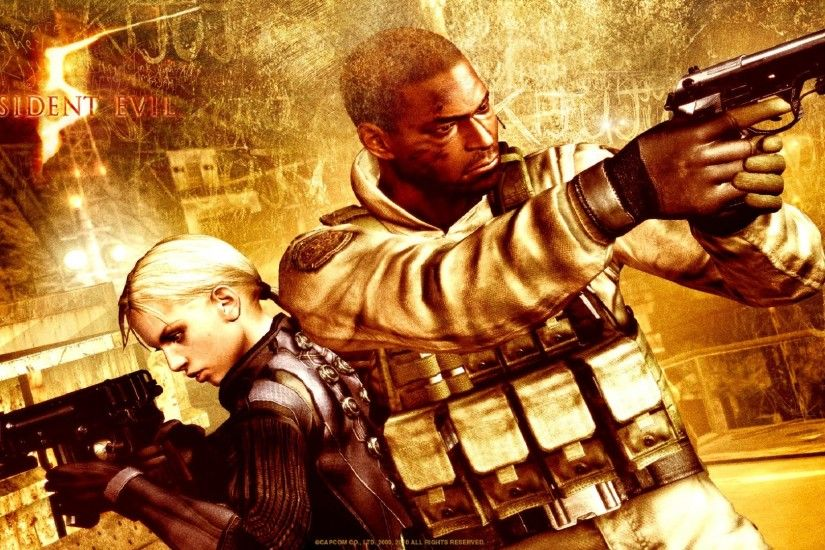 Resident Evil 5: Gold Edition | Desperate Escape - Veteran Difficulty Guide  - S Rank - YouTube