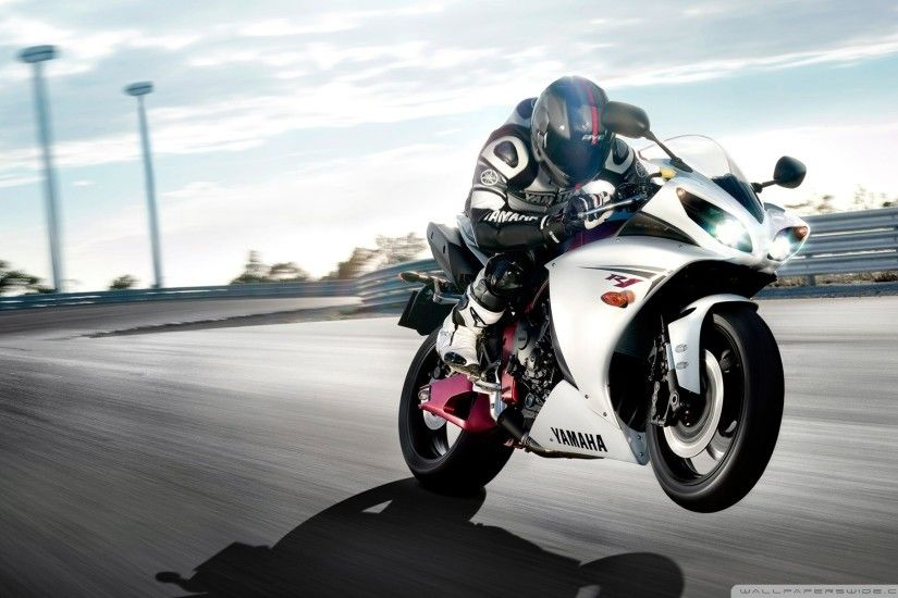 Yamaha YZF-R1 HD Wide Wallpaper for 4K UHD Widescreen desktop & smartphone