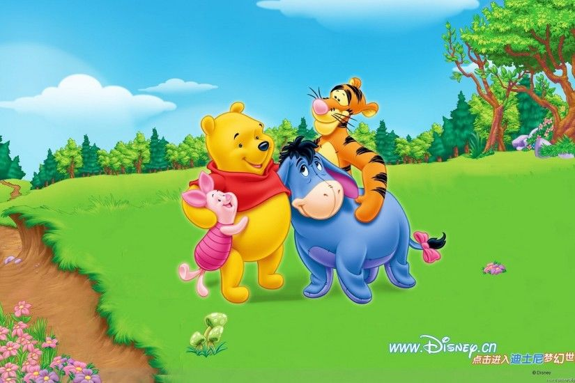 Winnie The Pooh Wallpapers HD A6