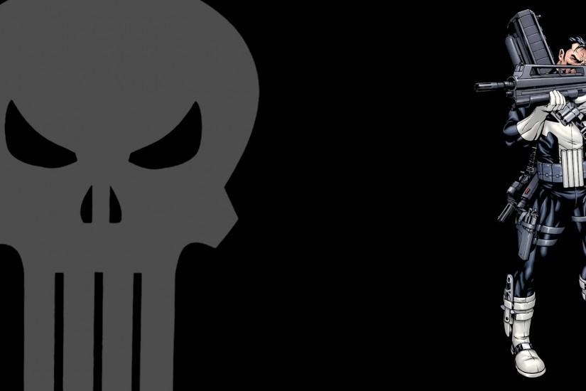 The Punisher Wallpapers, Desktop 4K HD Backgrounds, Fungyung .