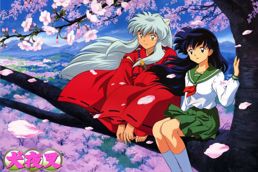 Inuyasha und Kagome | Inuyasha | Pinterest | Inuyasha, Wallpaper and Anime