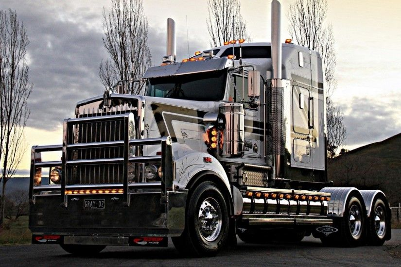 Vehicles - Kenworth Wallpaper