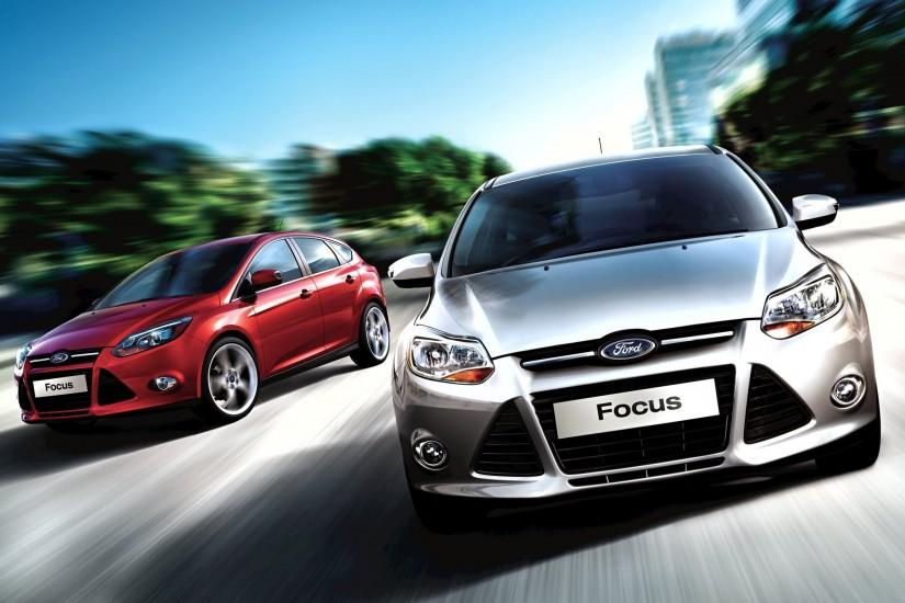 Ford Focus Wallpaper 20789