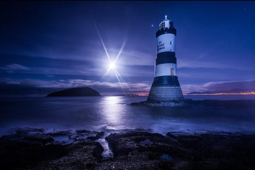 Wallpapers ⇒ Photography ⇒ Lighthouse Wallpaper