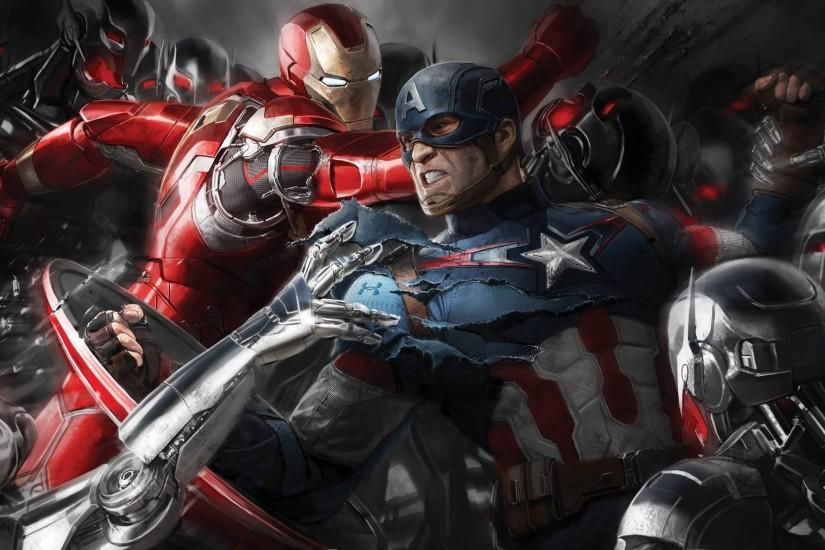 popular captain america civil war wallpaper 2048x1280