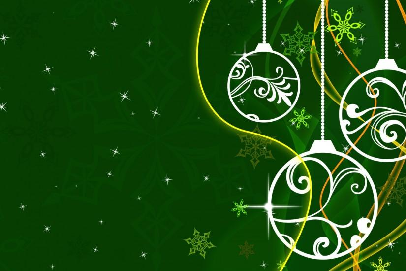 green christmas background 1920x1080 for ipad 2