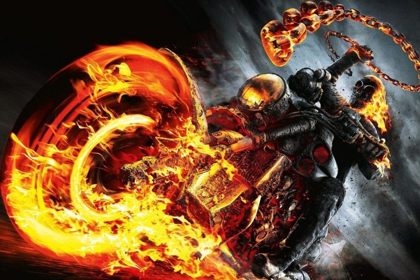 Ghost Rider HD Wallpapers Group (90 )