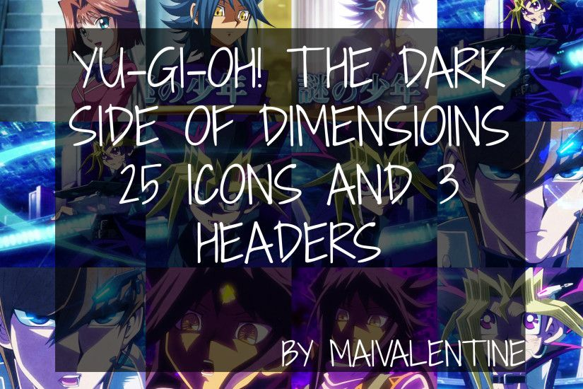 ... josephinedisney The Dark Side of Dimensions Icons/Headers Pack by  josephinedisney