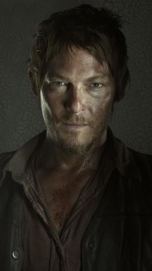 Daryl Dixon - The Walking Dead Wallpaper