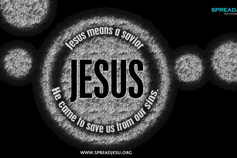 Jesus Means A Savior HD wallpapers free downloading Jesus Means A Savior He  came to Save