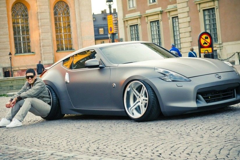 Nissan 350z picture for desktop and wallpaper