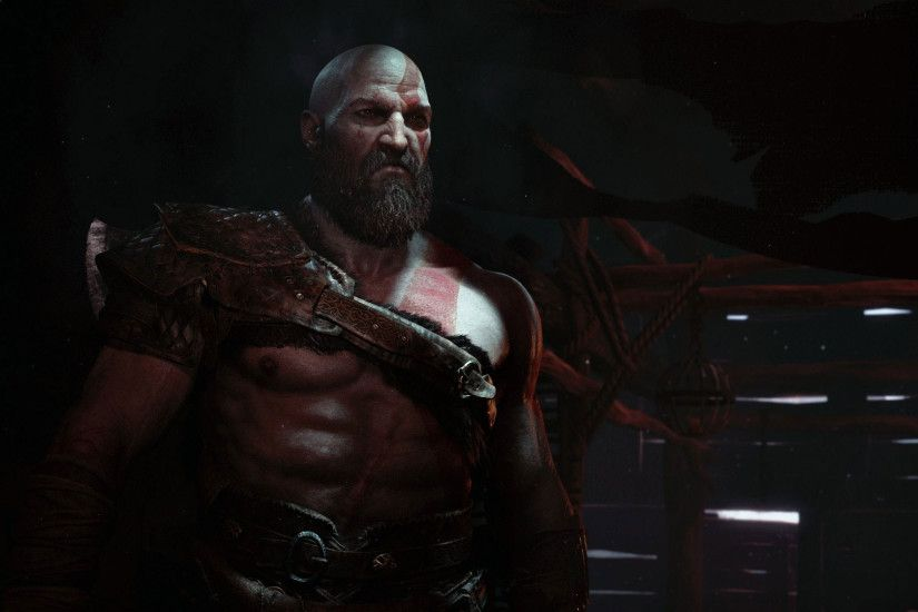 God Of War PS4 4K Wallpaper ...