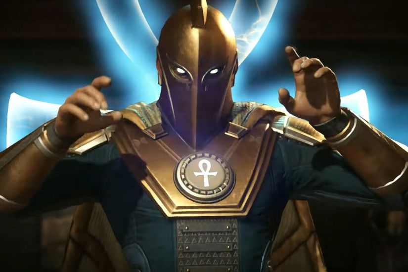 Doctor Fate Injustice Wwwimgkidcom The Image Kid Has It