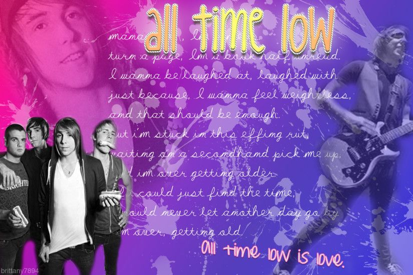 All Time Low images All time low wallpaper HD wallpaper .