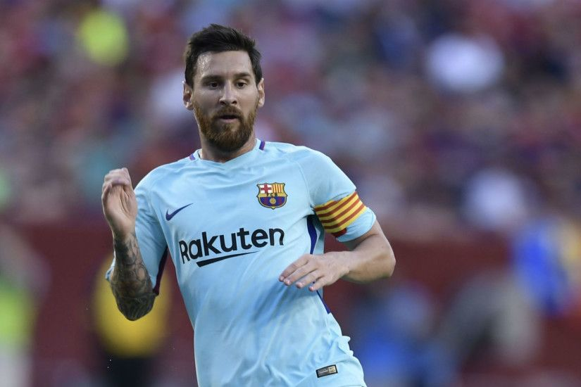Latest Leo Messi HD Image