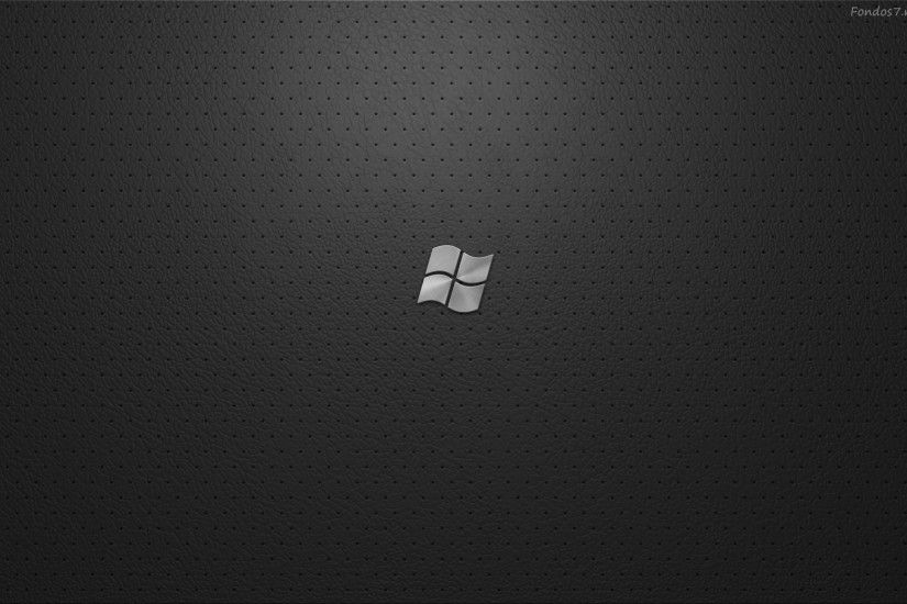 Free Nice Windows 7 Black Images