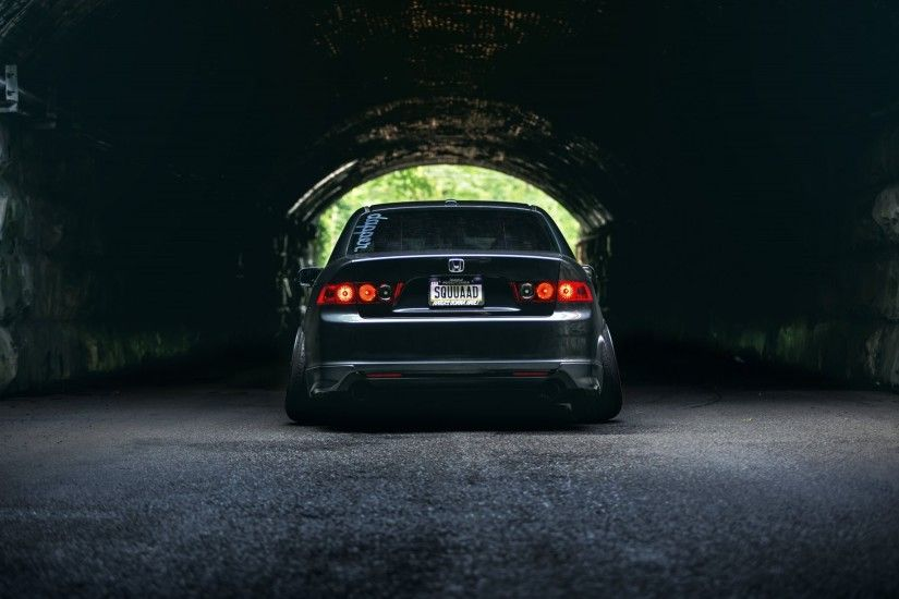 honda accord acura tsx stance tunnel