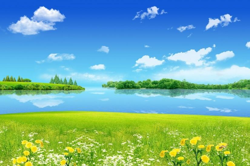 summer backgrounds 1920x1200 for pc