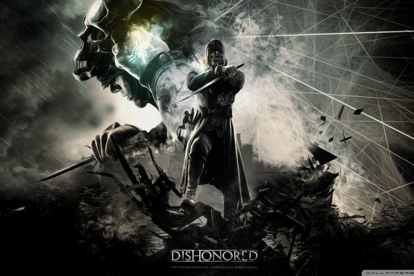 amazing dishonored 2 wallpaper 1920x1080