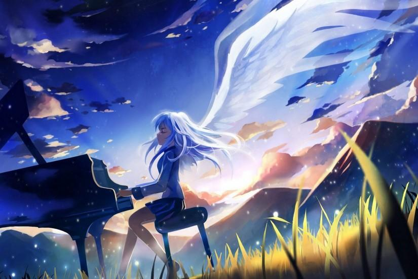 angel beats wallpaper 2560x1600 images