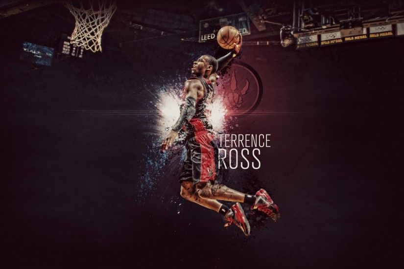 terrence ross terrence ross toronto raptors toronto raptors slam dunk hang  nba basketball
