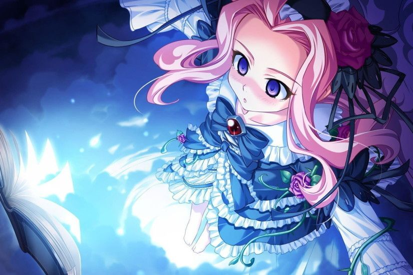 ... 39 Top Selection of Cute Anime Girl Wallpaper