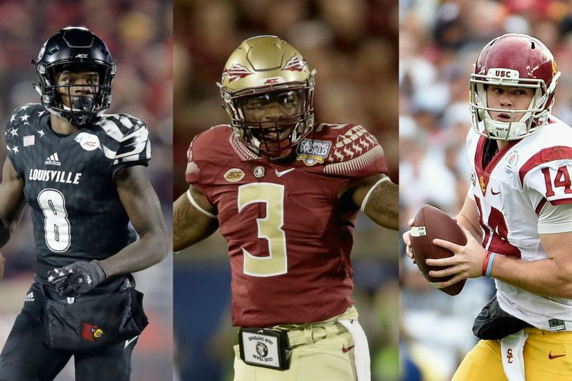 NFL Mock Draft 2018: Jets finally solve QB; 49ers set tone for defense |  NFL | Sporting News