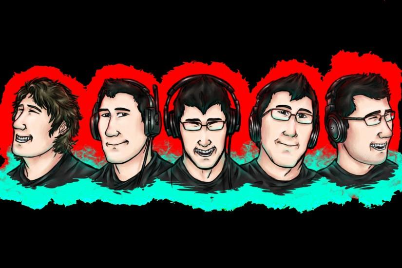 Markiplier - Time by SimplEagle Markiplier - Time by SimplEagle