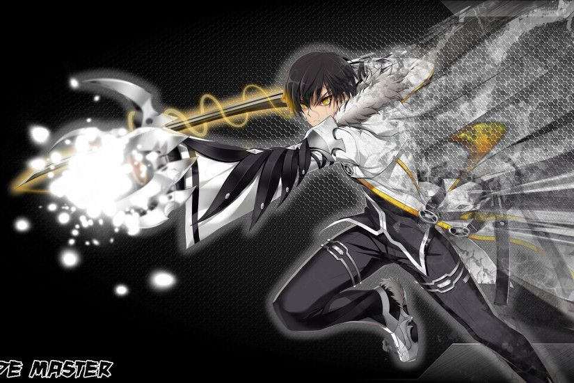 ... Elsword: Raven Blade Master by DiabolicTurkey