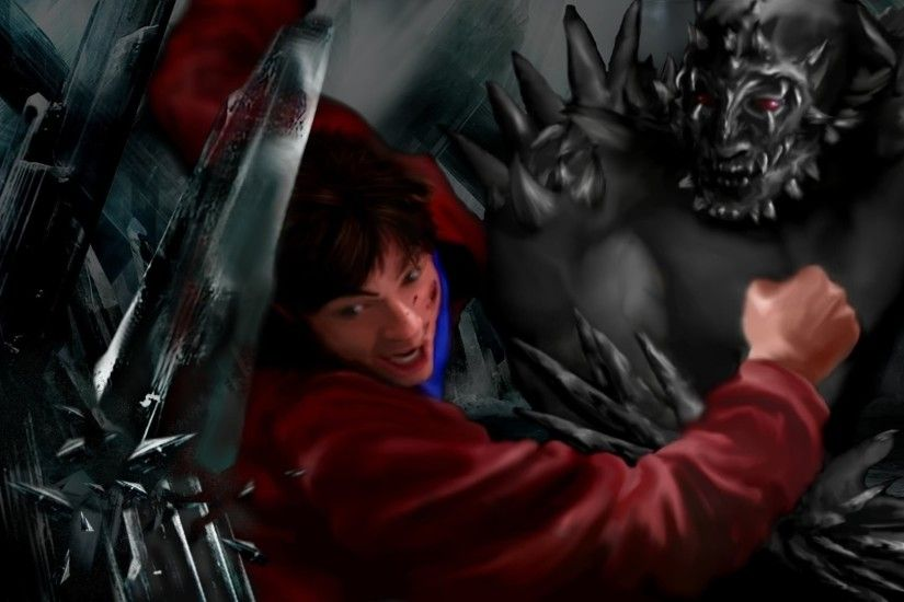 Superman Vs Doomsday Smallville