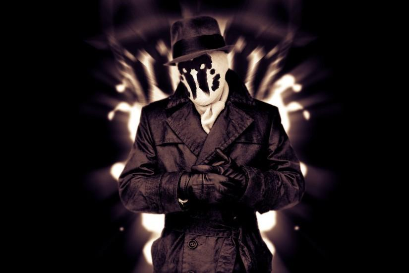 Rorschach - Watchmen Wallpaper (20012390) - Fanpop
