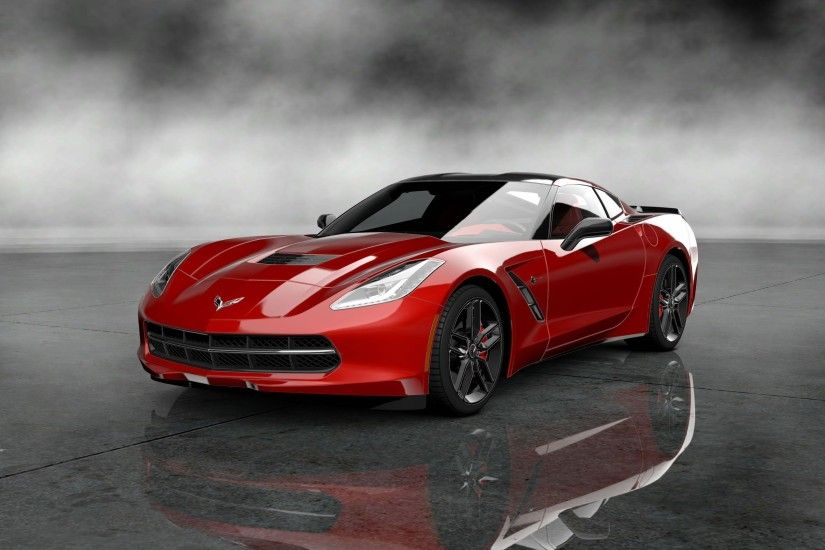 New Corvette Stingray Hd Wallpaper High Quality Resolution