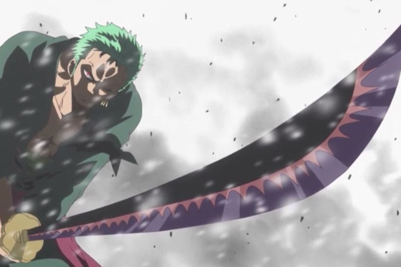 Roronoa Zoro One Piece wallpaper