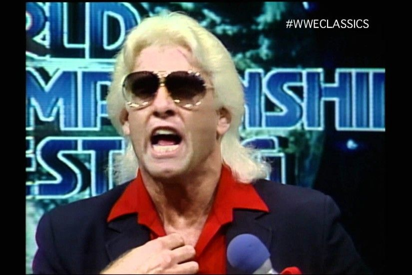 Ric Flair Promo NWA 8/17/85 - YouTube