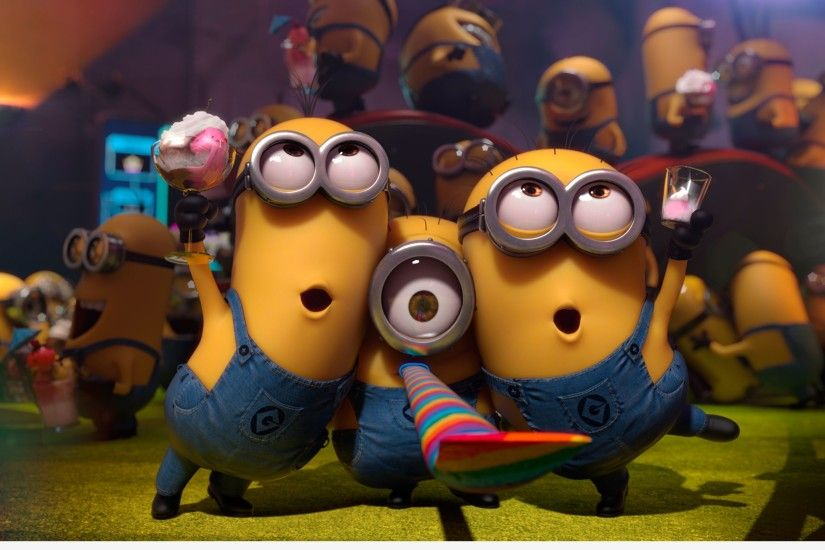 Funny despicable me 3 wallpaper 2015
