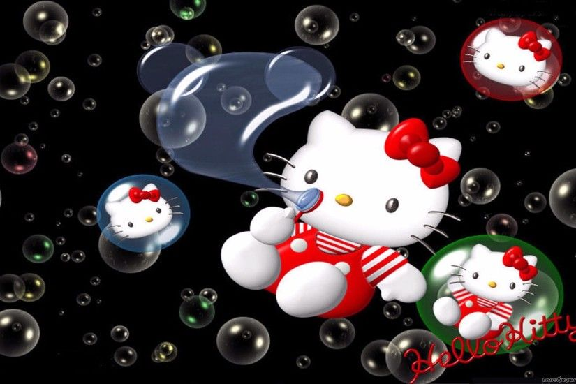 Hello Kitty wallpapers 1280x800 1440x900 1680x1050 1920x1200